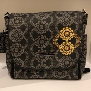 Petunia Picklebottom Boxy Diaper Bag